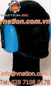 foam hearing protection earmuffs / average attenuation