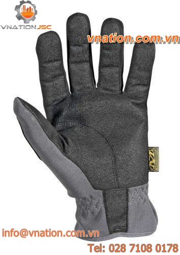 handling glove / mechanical protection / leather