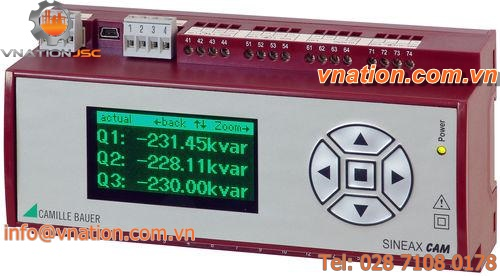 power measuring device / graphic display