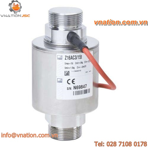 tension load cell / beam type / stainless steel / OIML