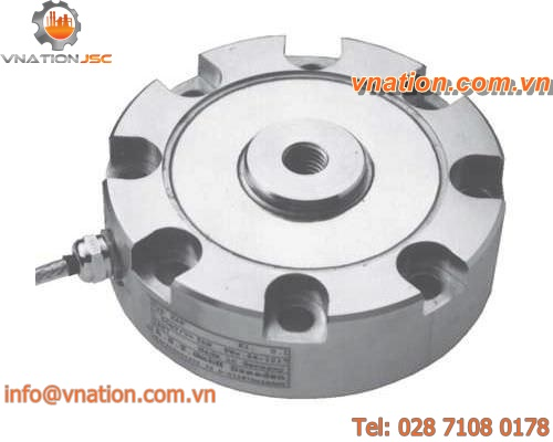 compression load cell / tension / tension compression / pancake type