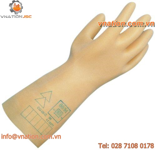 laboratory glove / insulated / chemical protection