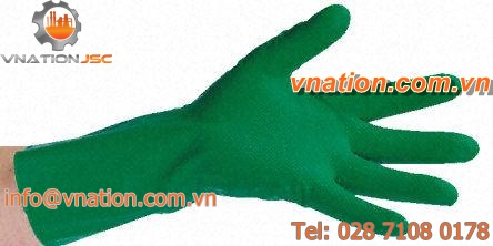 laboratory glove / chemical protection / nitrile