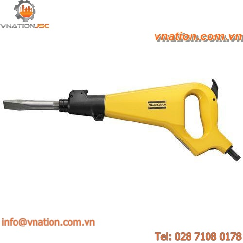pneumatic chipping hammer / for installation