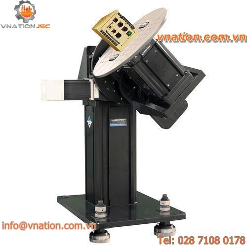 vertical tilting rotary table / horizontal