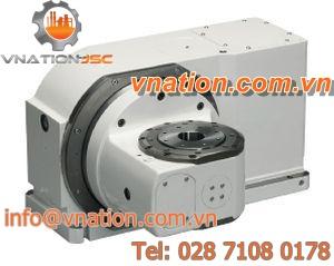 linear tilting rotary table / rotating / CNC
